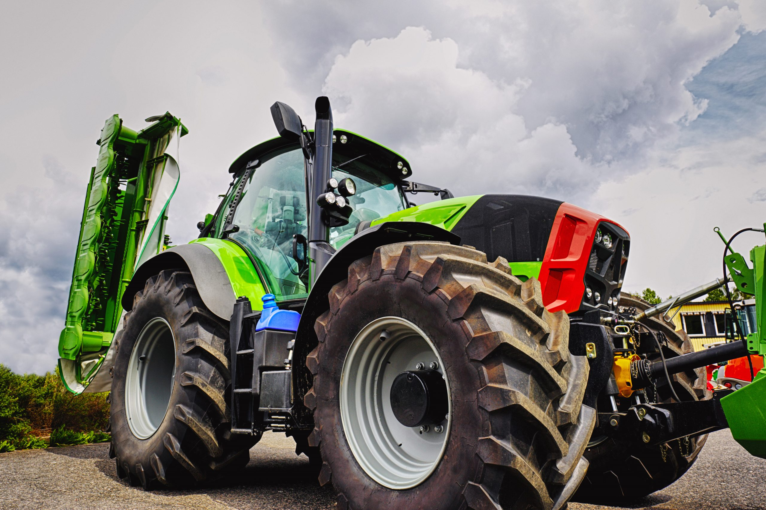 Agricultural Tyres in Scarborough