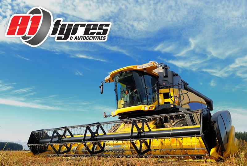 Farm agricultural tyres