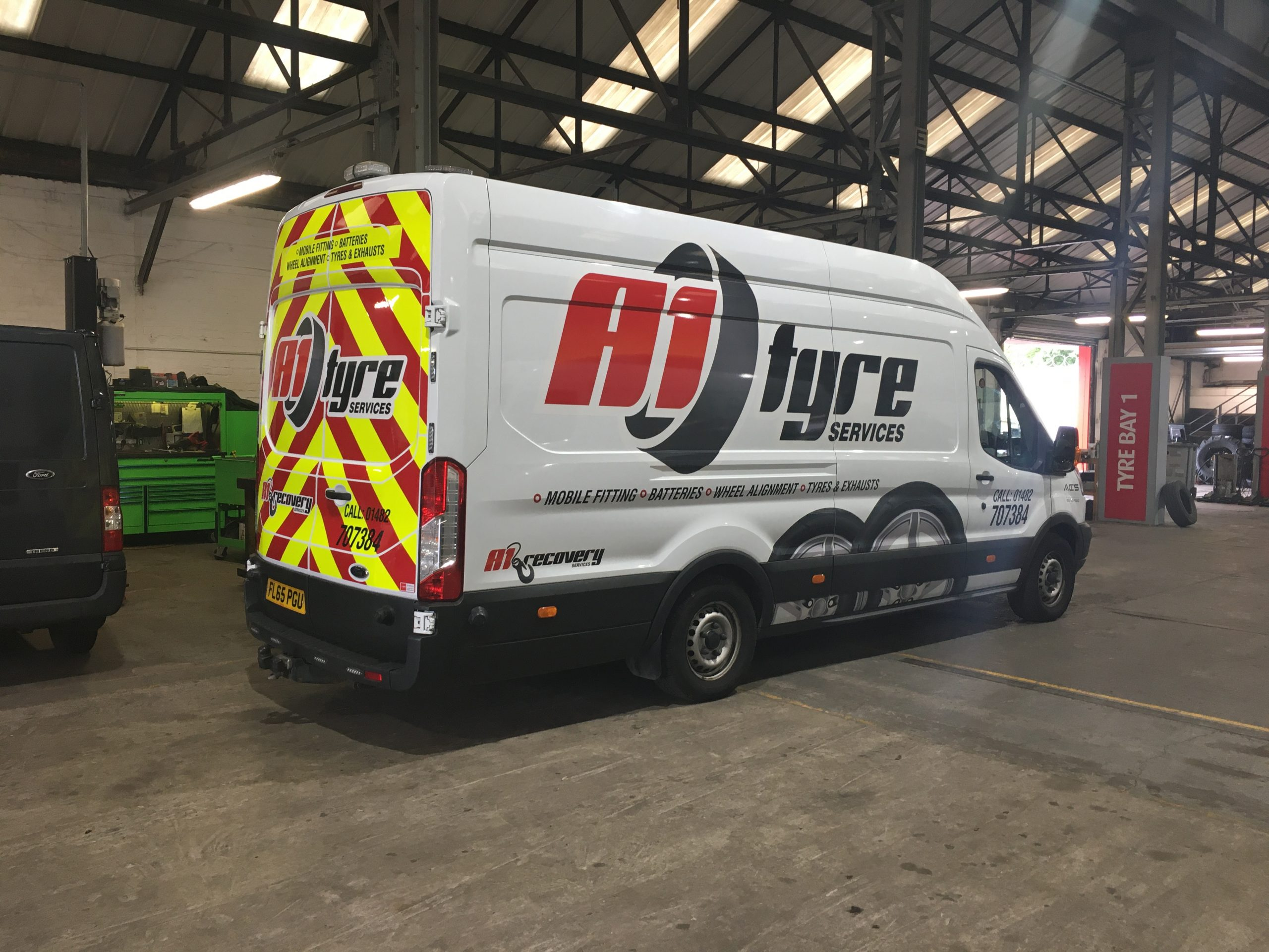 Breakdown Recovery Garage in Scarborough