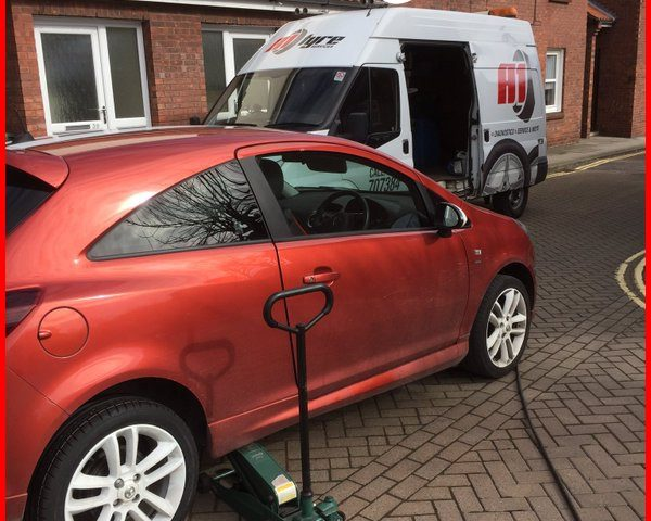 Mobile Tyre Fitting in Scarborough