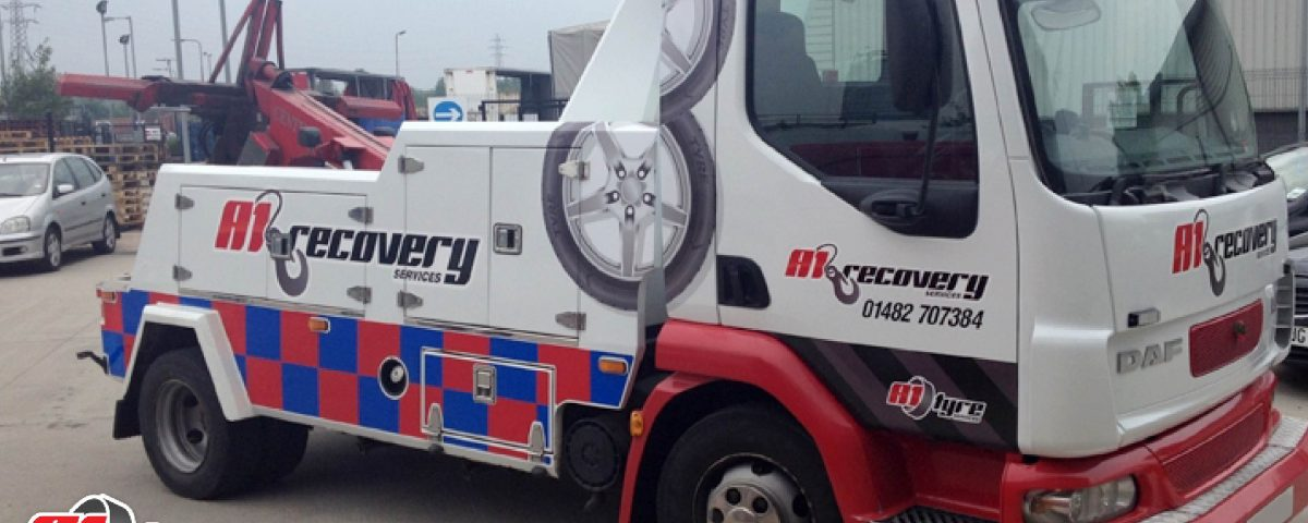 Mobile Tyre Fitting and Breakdown Recovery in Scarborough