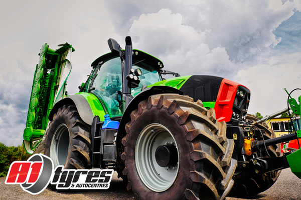 Specialist Agricultural Tyre Repair Garage in Scarborough
